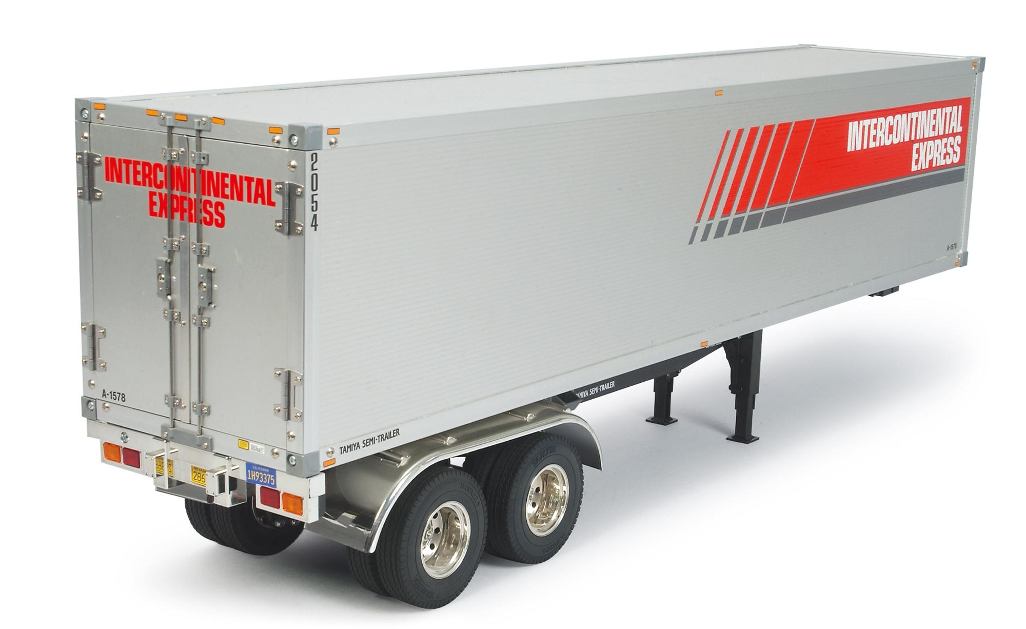 Container Auflieger Von Tamiya Jetzt Bei Funkzeug Bestellen