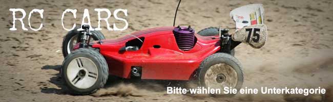 RC-Shop mit großer Auswahl an RC-Cars