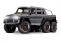 Mobile Preview: TRAXXAS TRX-6 Mercedes G63 AMG 6x6 silber Best.Nr.:88096-4SLVR