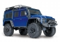 Preview: TRAXXAS TRX-4 Land Rover DEFENDER 4X4 blau RTR 4WD Best.Nr.:82056-4BLUE