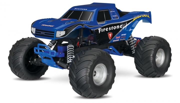 Traxxas Bigfoot RTR Best.Nr.36084-1