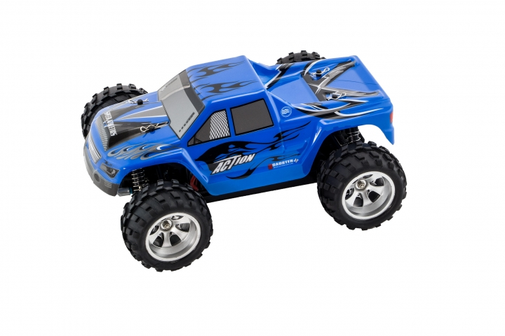 Monstertronic Mini Monster Truck MT-Racer 1:18 Best.Nr.:7070B