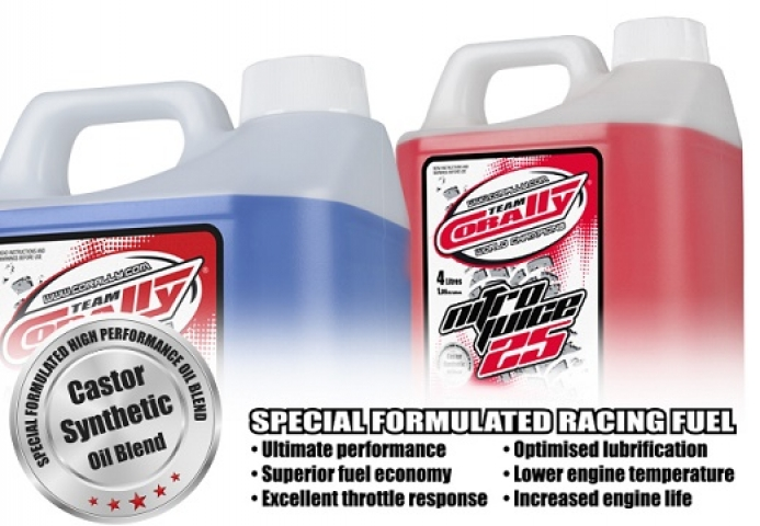 Team Corally - Nitro Juice 25% - Kraftstoff - 4L Best. Nr.: C41101