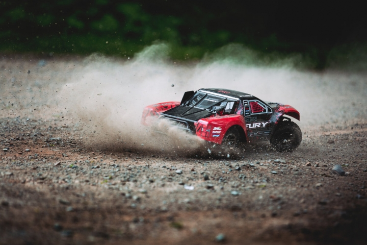 Arrma Fury BLX Brushless Best.Nr.:AR102661