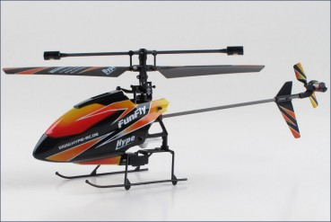 Hype/Kyosho FunFly Mode 2 RTF 2,4GHz Best.Nr.:034-1102
