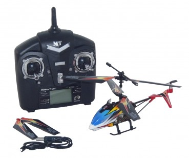 Monstertronic MT Copter S Pro 2,4GHz mit LCD 103, V2