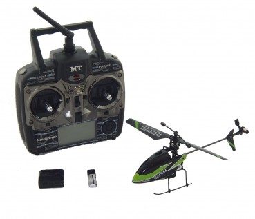 Monstertronic MT100Pro Single Rotor RTF 2,4GHz Best.Nr.:MT100Pro