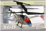 Monstertronic MT Copter S 3-Kanal 2,4GHz Best.Nr.:102